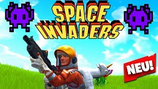 Alien Invasion ? l Fortnite Space Invaders !