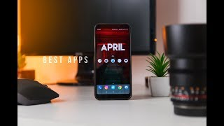 Best Android Apps -April 2018