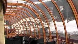 Conservatory - Wintergarten - Własna Szklarnia przydomowa - palmiarnia - ogód zimowy