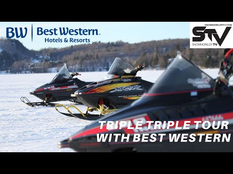 Triple Triple Snowmobile Tour