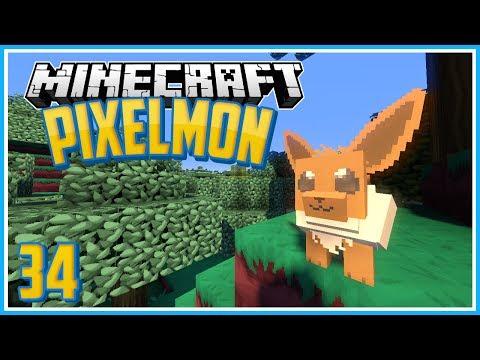 Minecraft Pixelmon 3.0: Episode 34 - Wheres Eevee?!?!