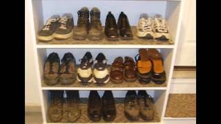 Hanging Shoe Storage - Door Hanging Shoe Storage
