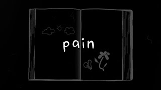 Nessa Barrett - Pain [Official Lyric Video]