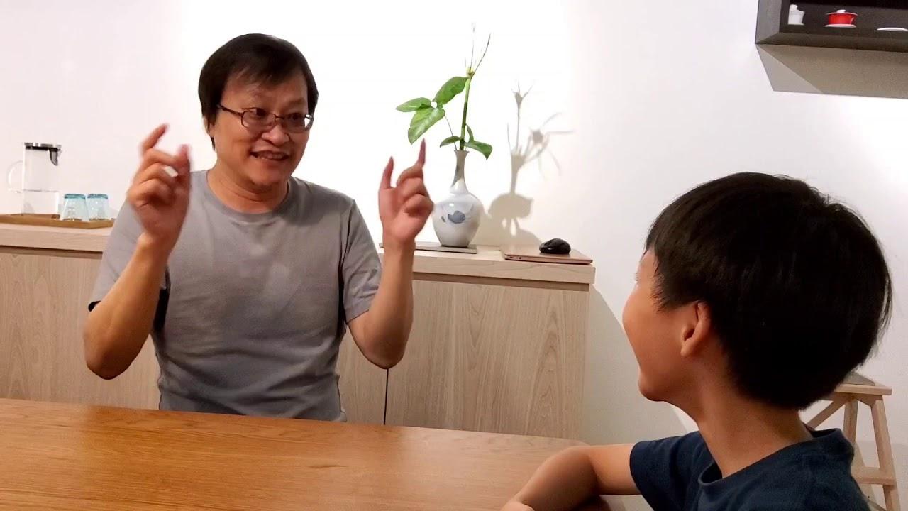 嚕嚕訪問大人物(李崇建):談蘭嶼記憶 - YouTube