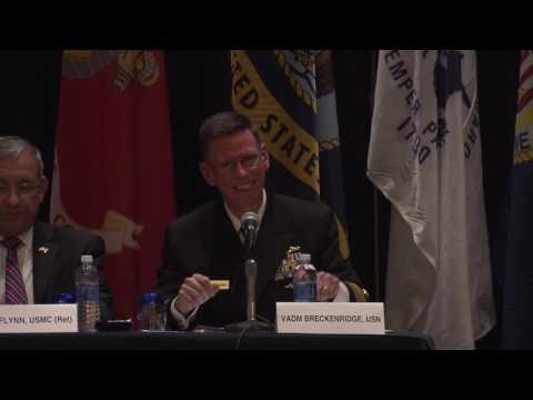 SAS 2016: Roundtable: Strengthening Naval Power at and from Sea