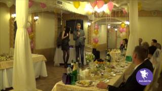 23 Апреля Свадьба Антона и Юли