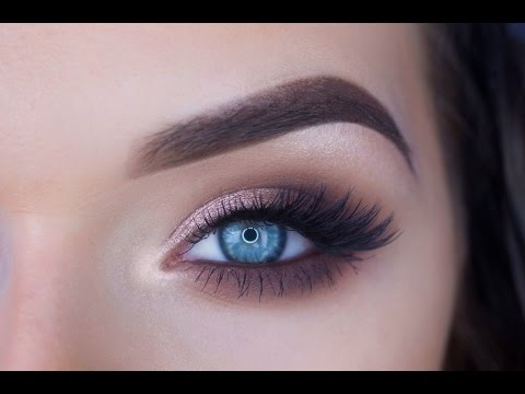 Easy Glam Eye Makeup Tutorial | ABH Eyeshadows
