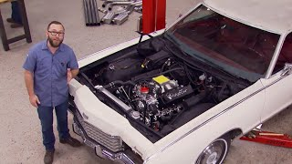 Fuel System & Exhaust Upgrades For An 1,100 HP '72 Mercury Marquis - Detroit Muscle S3, E9