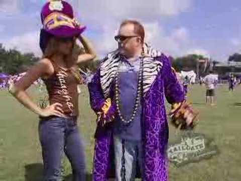 The Best Of LSU Tailgating