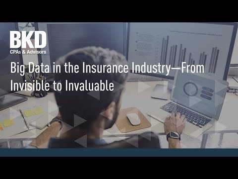 Big Data in the Insurance Industry – From Invisible to Invaluable