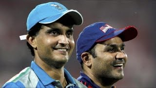 Virender Sehwag: Sourav Ganguly Sacrificed His Opening Spot For Me