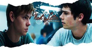 Newt's Letter To Thomas - The Maze Runner
