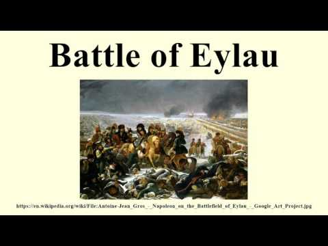 Battle of Eylau