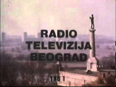 Radio Televizija Beograd - Odjava programa