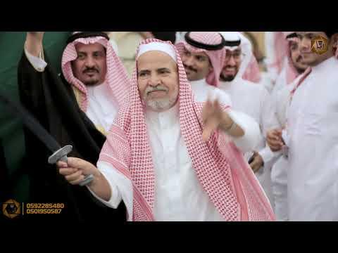 زفة العريس ( لعب بدواني ) موكب العريس - فرقة ربا الحجاز الشعبية