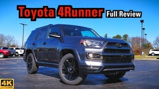 2019 Toyota 4Runner: FULL REVIEW + DRIVE | A Truly Rugged SUV!