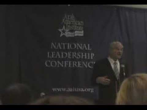 Arab American Institute Dearborn MI. Ron Paul PT2