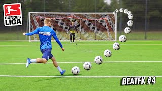This U19 Bundesliga Footballer could be the Next Muller! | #BEATFK Ep.4