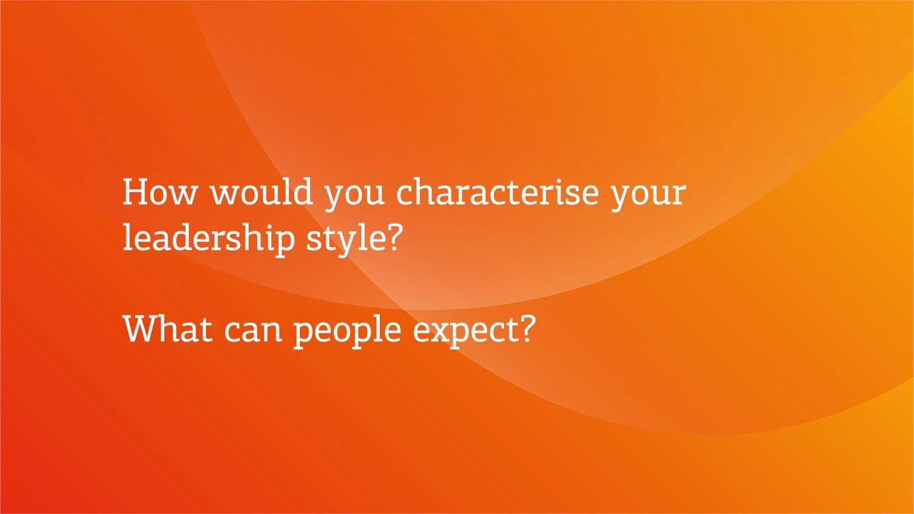 how would you characterize the leadership Answer 'describe your leadership experiences' in an interview ace this common question by highlighting examples from your work, volunteer or personal experiences.