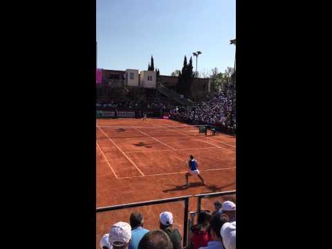 Fed Cup 2015 Italia vs Usa: Sara Errani vs Lauren Davis