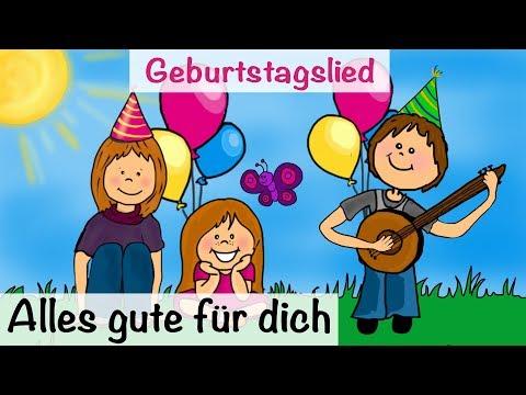 Happy Birthday To You Youtube Geburtstagswunsche