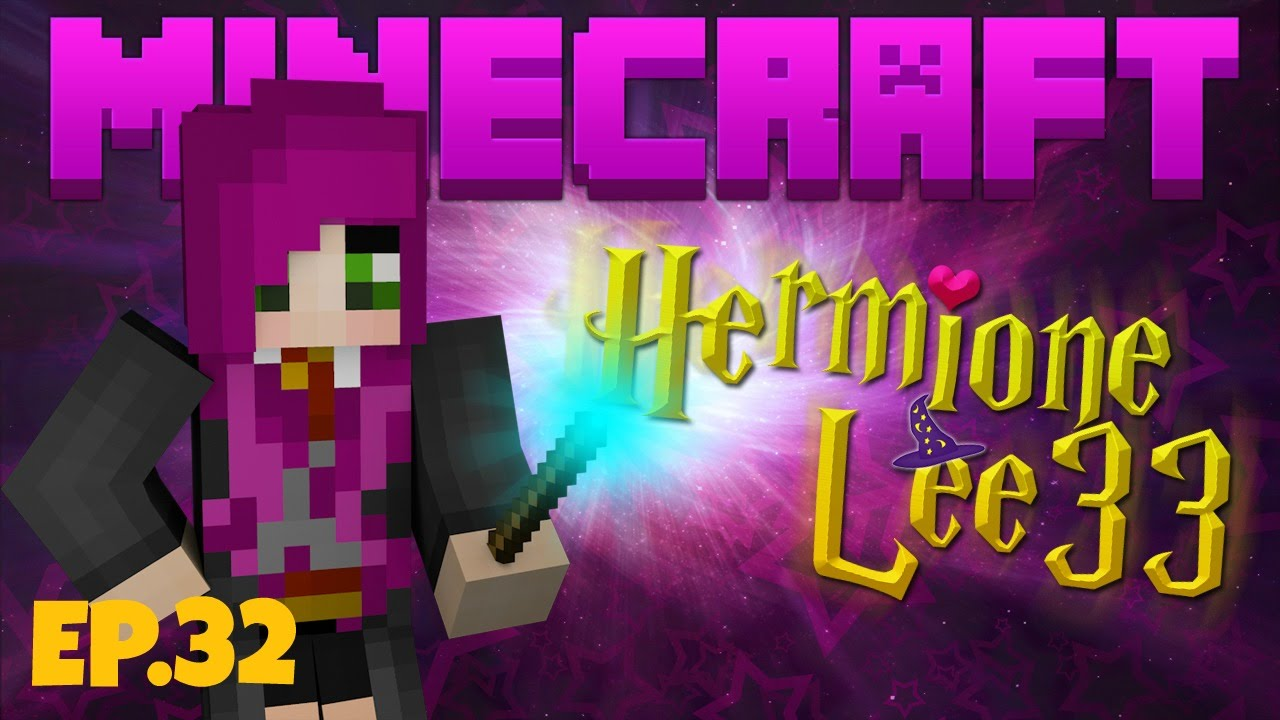 Hermione Lee33 Masters Witchery! Ep 32 The Spectral Familiar! | Amy Lee33