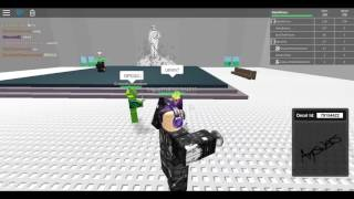 ROBLOX Fencing: Some Glitches