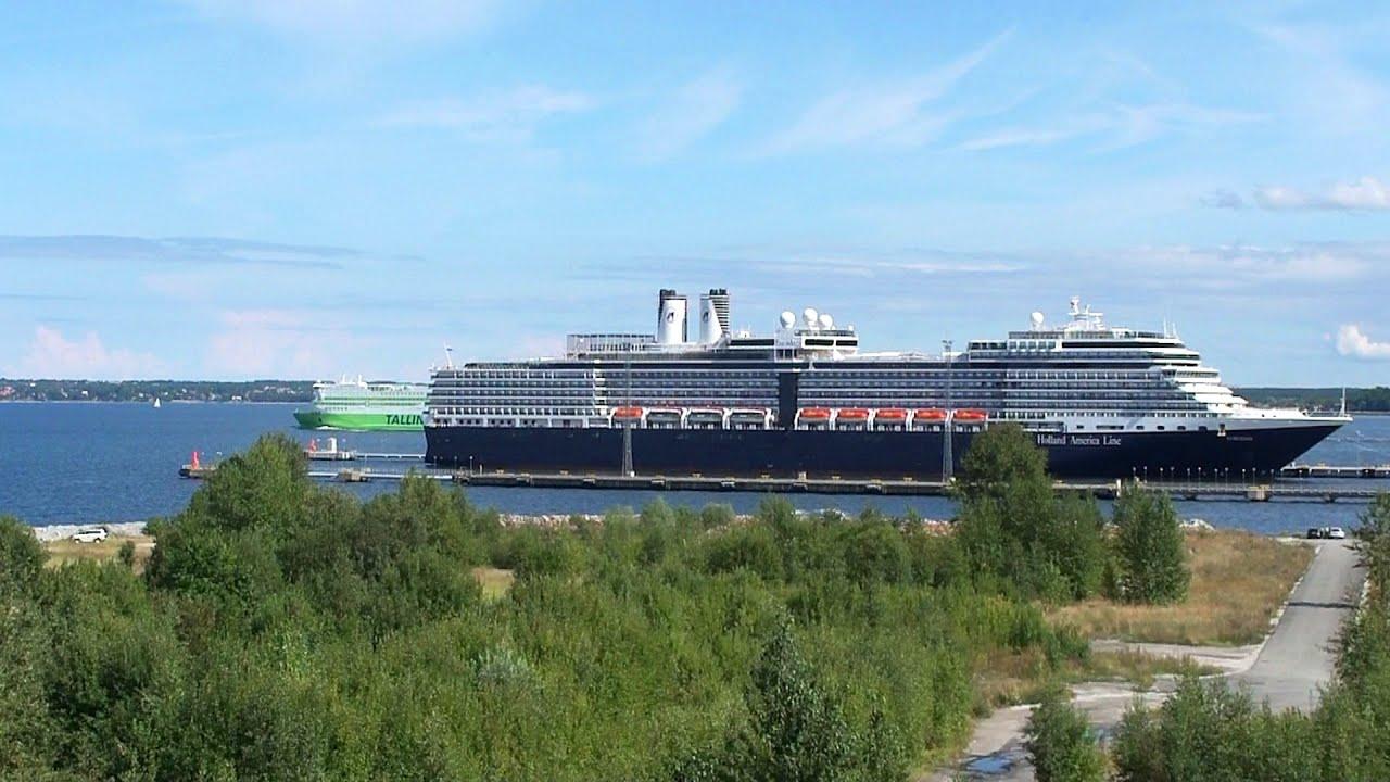 Cruise Ship EURODAMHolland America Line YouTube - Eurodam cruise ship