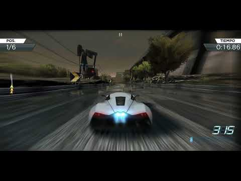 Need For Speed : Most Wanted Gameplay  Android (1080p) 2019 Más Link De Descarga