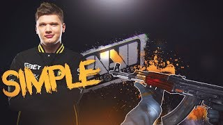 #CSGO - When S1mple plays AK-47 !