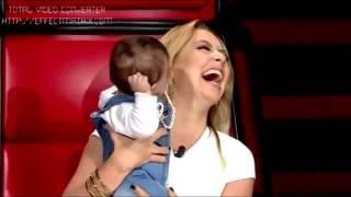 Hadise'nin Bebek Sevgisi Video