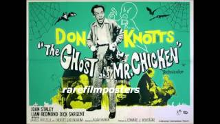 The Haunted Organ Theme - The Ghost and Mr. Chicken Soundtrack