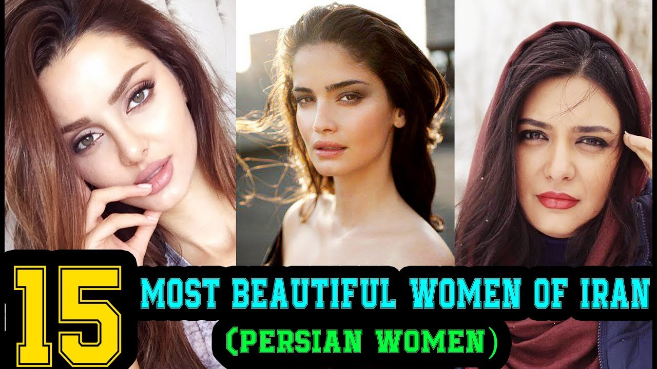 Woman beautiful iranian why are Iranian Women