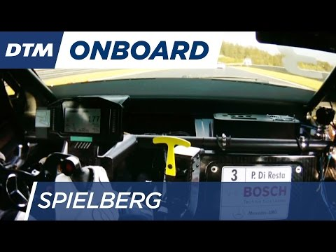 DTM Spielberg 2016 - Paul Di Resta (Mercedes-AMG C63 DTM) - Re-Live Onboard (Race 1)