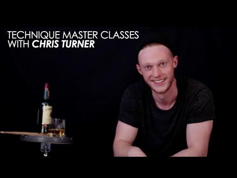 Technique Master Classes with Chris Turner (Oceans Ate Alaska)