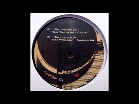 Reno Wurzbacher - The Love You Got (Original) (2013)