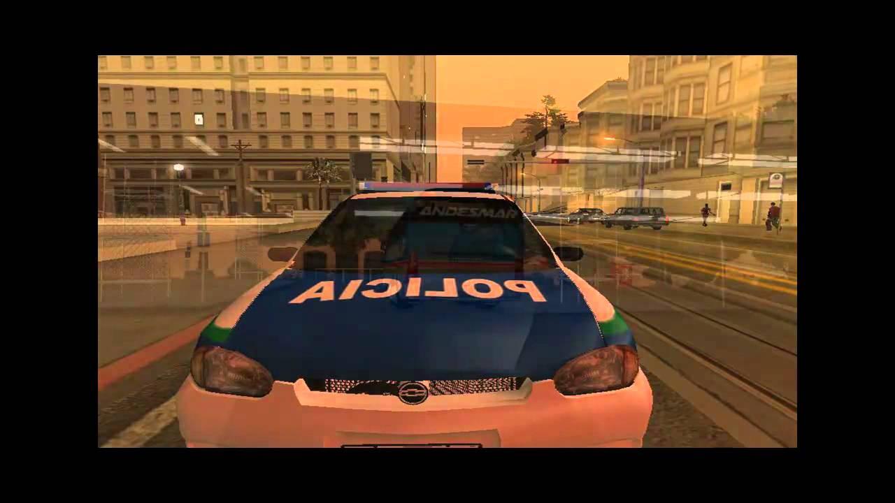 Gta San Andreas Argentina Mod 3 0 Youtube