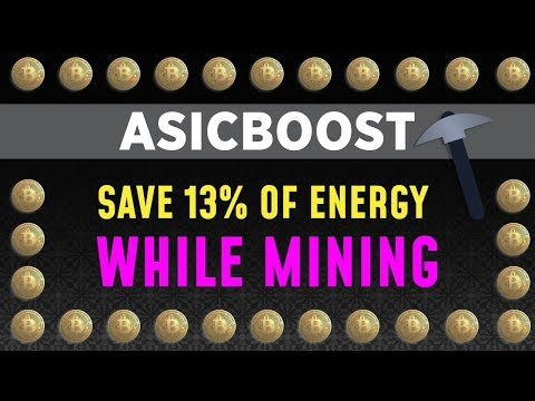 BITCOIN: ASICBOOST EXPLAINED  | COVERT & OVERT AsicBoost  | BTC Mining - AsicBoost S9 BTC Mining