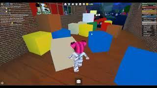 The Box Madness in Roblox!!!