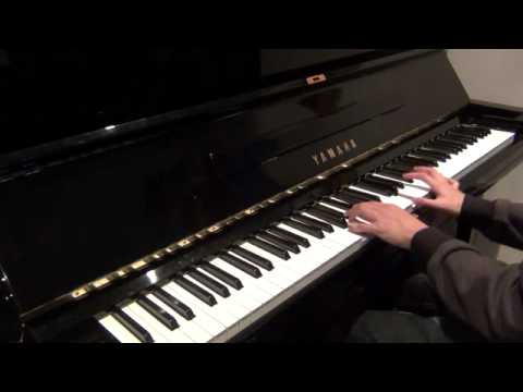 Maroon 5 - This Love (piano cover)