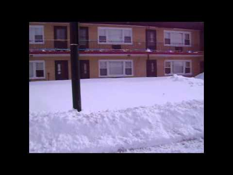 Cicero IL Blizzard pt 3 of 3