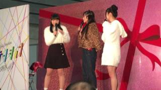 【4K】気まぐれオンステージ大会 2017/02/04パシフィコ横浜 ステージ【A】#14(NGT48 長谷川玲奈、日下部愛菜、髙橋真生)