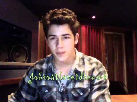 Nick Jonas Live Chat On Cambio Feb 26th, 2011 - Part 1