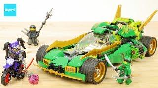 レゴ ニンジャゴー ニンジャ・ナイトクローラー 70641 ロイド ニャー ガーマドン / LEGO Ninjago Ninja Nightcrawler 70641