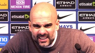 Manchester City 2-1 Bristol City - Pep Guardiola Full Post Match Press Conference - Carabao Cup