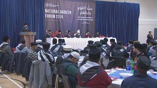 Address At Qaideen Forum UK