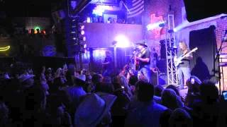 Tracy Lawrence 7 July 2012