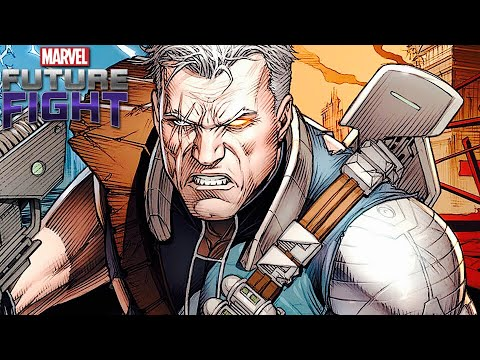 How To Use Cable - ABX Guide | Marvel Future Fight