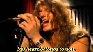 Download Mp3 Steelheart - She's Gone   Unplugged   - With Lyrics