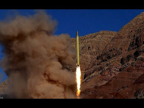 Iran Test Fires Missiles Branded With Words 'Israel Must Be Wiped Out'